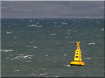 J4482 : Buoy off Seahill by Rossographer