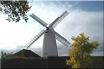 TQ6104 : Stone Cross Windmill. Midday September 07 by Richard Paine