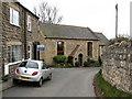 SE3950 : Former Methodist chapel. Kirk Deighton by Gordon Hatton