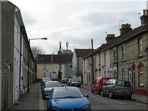 TQ7369 : Grange Road, Strood (1) by Danny P Robinson