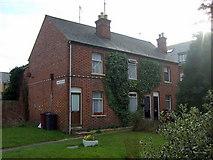 SU7172 : Hawk Cottages, Silver Street by ceridwen