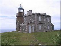SC1465 : Calf of Man, Lower Lighthouse by M J Richardson