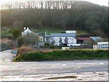 SS4939 : Heddon Mills between Knowle & Ilfracombe by Roger A Smith