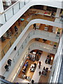 TQ2881 : Department store atrium by David Hawgood