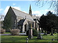 NY9538 : All Saints Church, Eastgate by Mike Quinn
