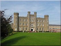 O1666 : Gormanston Castle front facade by Kieran Campbell