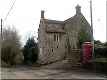 ST5707 : Thomas Hardy Locations, Mother's Childhood Home (2) by Nigel Mykura