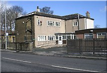 SE1734 : Bradford North Social Services Centre - Killinghall Road by Betty Longbottom