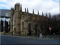 NS5964 : St Andrew's Cathedral, Glasgow by Stephen Sweeney