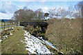 NY7586 : Border Counties Railway by Peter McDermott