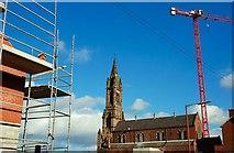 J3475 : Sailortown, Belfast (1) by Albert Bridge