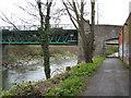 ST6071 : Totterdown Bridge by George Evans