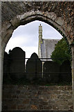 SN1645 : St Dogmaels Abbey and Parish Church by Stephen McKay