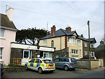 SM7525 : Heddlu Tyddewi/St David's police station by ceridwen