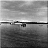 NS2059 : Firth of Clyde from Largs, Ayrshire, taken 1965 by Christine Matthews