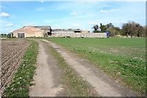 TL4352 : Farm Buildings by Duncan Grey