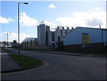 NZ2942 : Dragonville Industrial Estate by Roger Smith