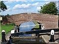 SP1995 : Marston Field Bridge, Birmingham and Fazeley Canal by David Martin