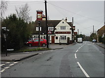 TR1460 : Ivy House pub on Hackington Road by Nick Smith