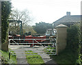 ST7061 : 2008 : Home Farm, Inglesbatch by Maurice Pullin