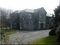 SH5972 : Bangor Youth Hostel by sion roberts