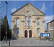 TA0432 : Methodist Church, Hallgate, Cottingham by David Wright
