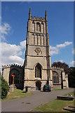 ST7693 : St Mary the Virgin, Wotton-under-Edge by John Sparshatt