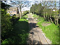 SP7500 : Chinnor and Princes Risborough Railway in Chinnor (1) by Nigel Cox