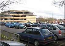 SU6351 : Car park off New Road by Sandy B