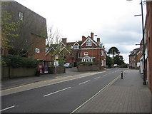 SU6351 : Winchester Road by Sandy B