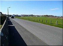 NS2107 : Maidens village by Gordon Brown
