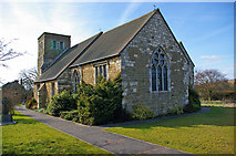 TF1392 : Church of St. Mary, Walesby by David Wright