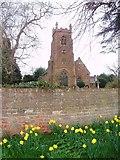 NZ3411 : St John the baptist church by Russell Lett