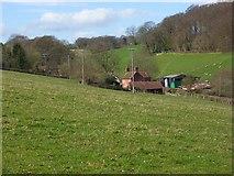 SU7090 : Grove Farm, Pishill Bottom by Andrew Smith