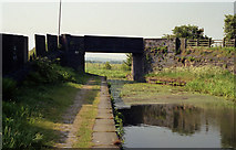 SD7909 : Benny's Bridge, Manchester, Bolton and Bury Canal by Dr Neil Clifton