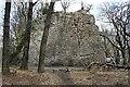 NT0783 : Gellet Rock by Anne Burgess