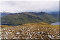 NN5048 : The south ridge of  Meall Buidhe by Nigel Brown