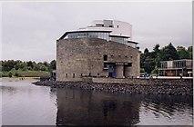 NS3882 : Loch Lomond Shores visitor centre by John Firth