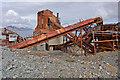 NG5431 : Stone conveyers by John Allan