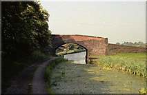 SD7908 : Withins Bridge, Manchester, Bolton and Bury Canal by Dr Neil Clifton