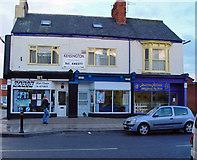 TA0831 : 220 - 224 Newland Avenue, Hull by Peter Church