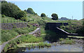 SD7506 : Nob End Locks, Manchester Bolton and Bury Canal by Dr Neil Clifton