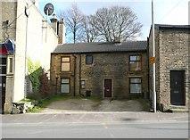 SE1321 : Old house, Church Street, Rastrick by Humphrey Bolton