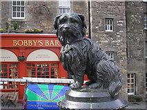 NT2573 : Greyfriars Bobby by Iain Lees