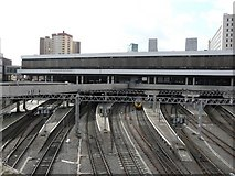 SP0786 : Birmingham New Street Station by Roger A Smith