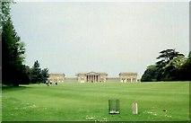 SP6737 : Stowe School by N T Stobbs