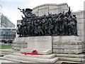 NZ2464 : Newcastle Upon Tyne - War Memorial by Alan Heardman