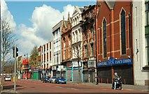J3374 : North Street, Belfast by Albert Bridge
