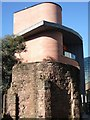 SX9292 : Bastion and Fat Face building, Exeter by Derek Harper