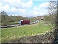 SK2872 : B6050 view across to the A619 by Alan Heardman